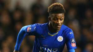 Title-winning teenagers | Demarai Gray Leicester City