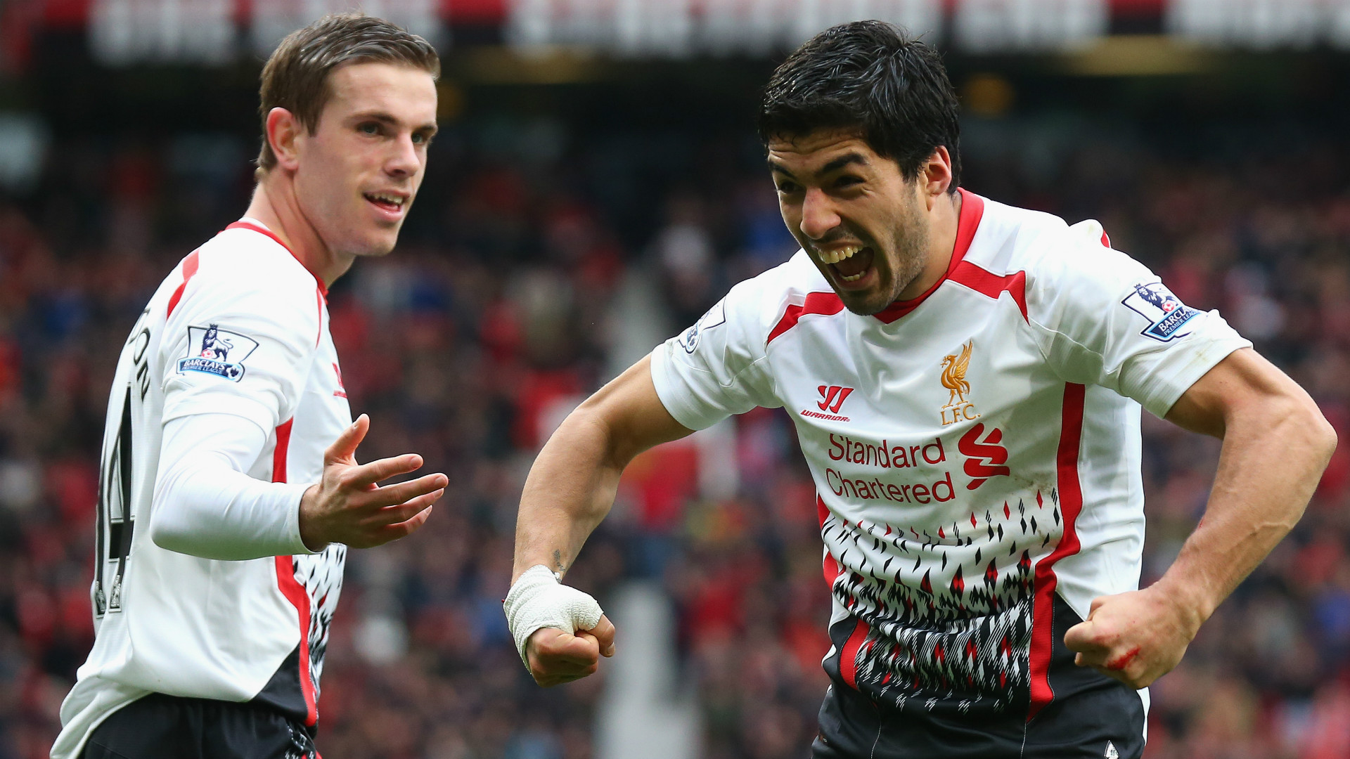 Suarez admits Barcelona are right to be looking for his replacement