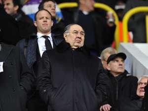 Arsenal's Russian shareholder Alisher Usmanov