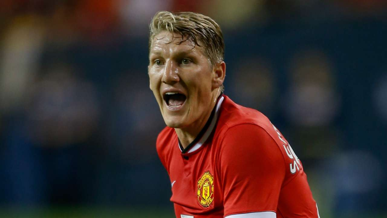 Bastian Schweinsteiger Manchester United Club America