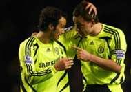 Ricardo Carvalho - John Terry