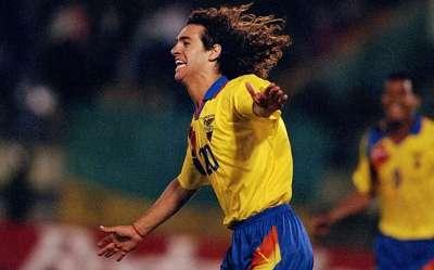 Ariel Graziani - Ecuador 1997