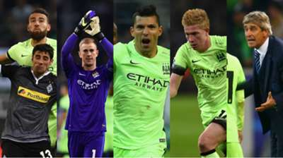 Manchester City collage