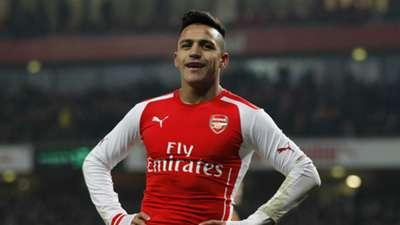 Alexis Sanchez | Arsenal | Premier League