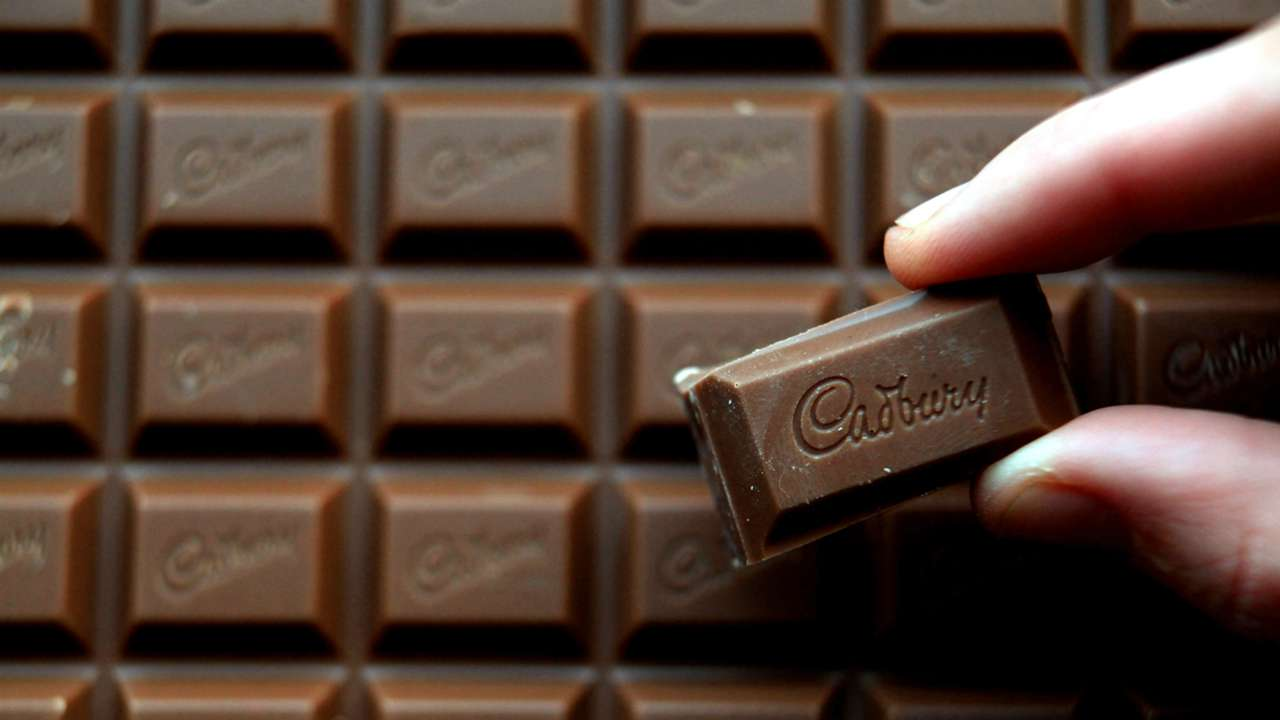 If football teams were chocolate bars