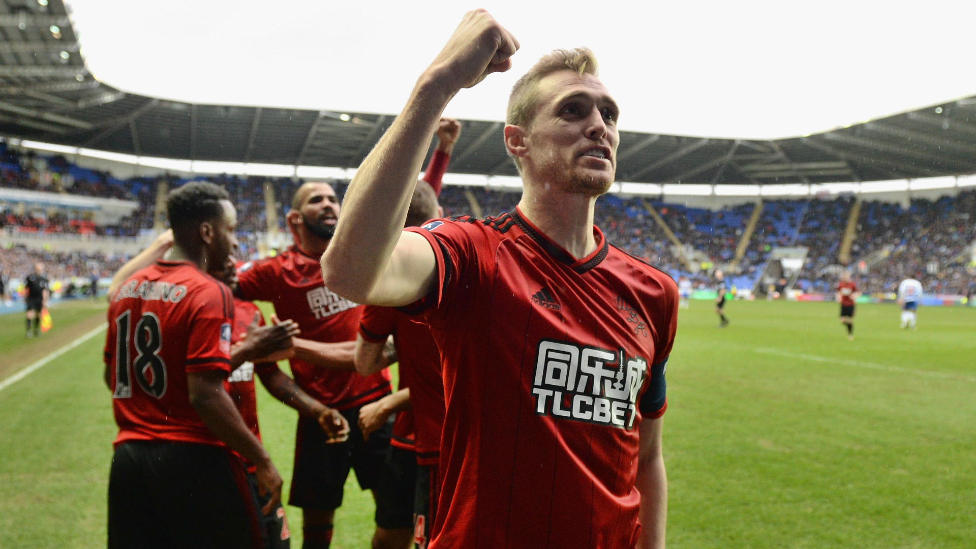 Darren Fletcher HD