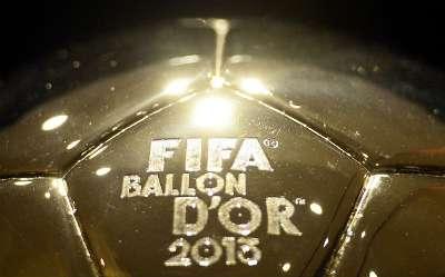 Balón de Oro - Golden Ball - Ballon d'Or - Messi - Ronaldo - Ribery 12102013