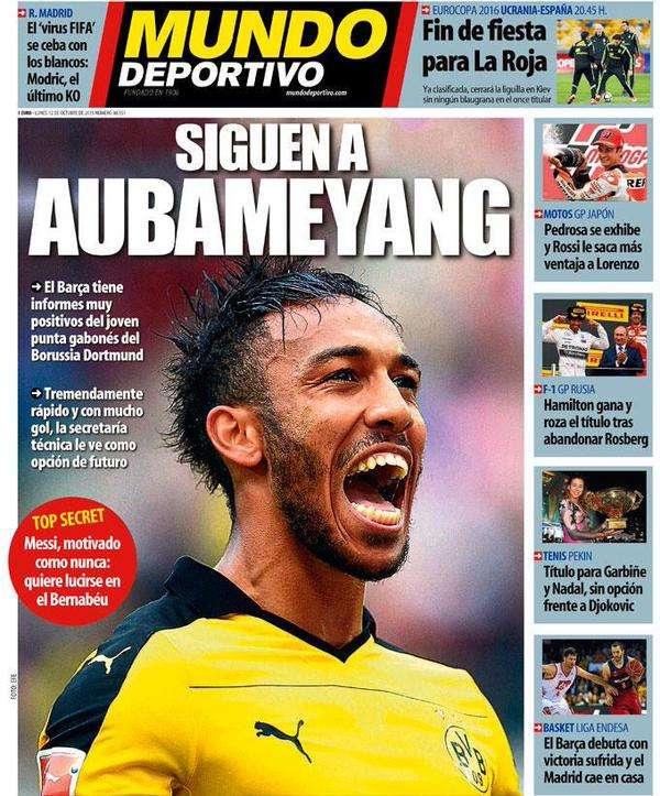 Mundo Deportivo 121015