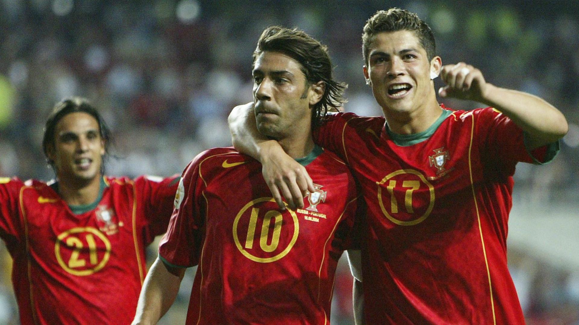 Salip Rui Costa, Cristiano Ronaldo Jadi Topskor Portugal Di Serie A Italia  | Goal.com