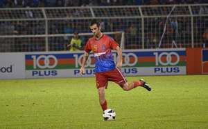 Johor Darul Takzim vs LionsXII - Simone Del Nero