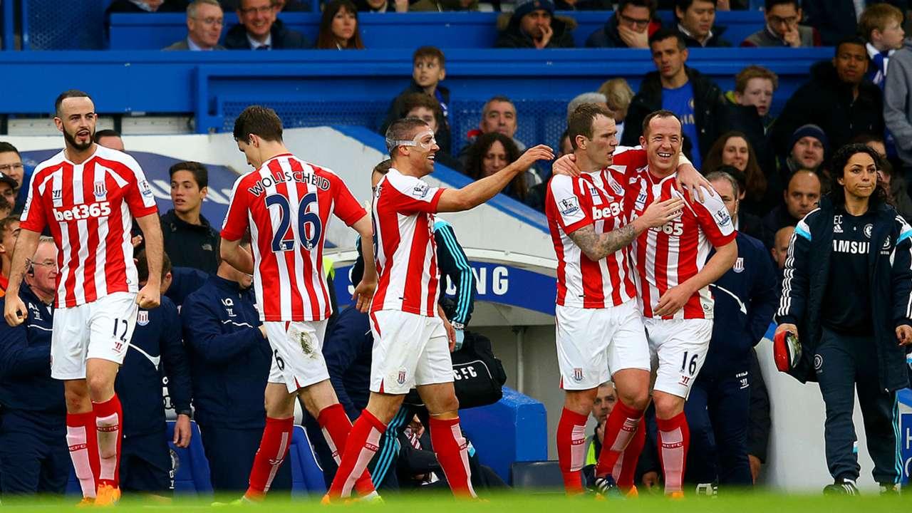 Charlie Adam | Chelsea 2-1 Stoke