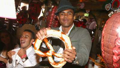 FC Bayern Munchen Oktoberfest 30092015