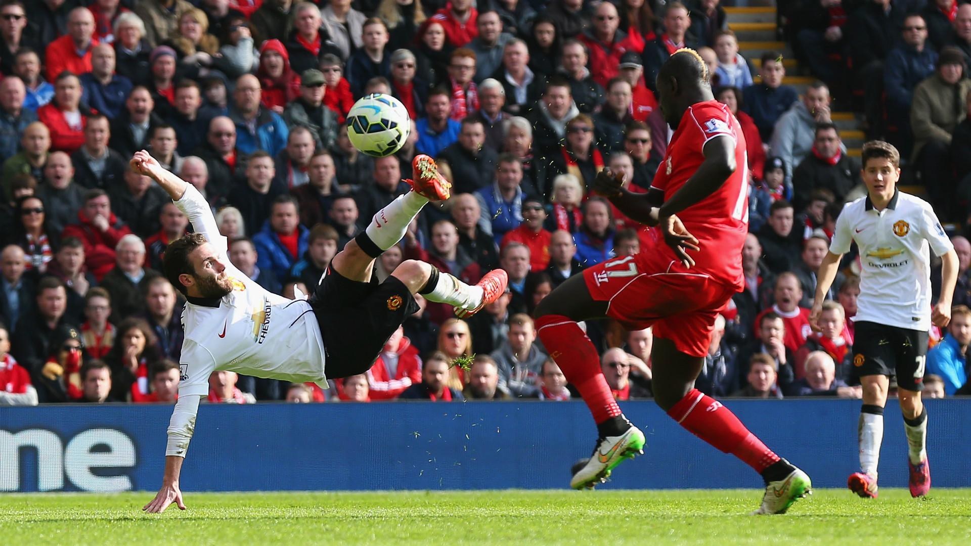 Mata eyes longer Man Utd stay as he recalls signing for Moyes & that spectacular Anfield goal