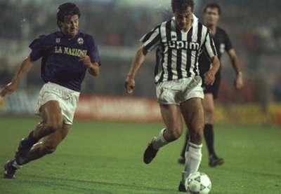 Juventus Fiorentina 1990