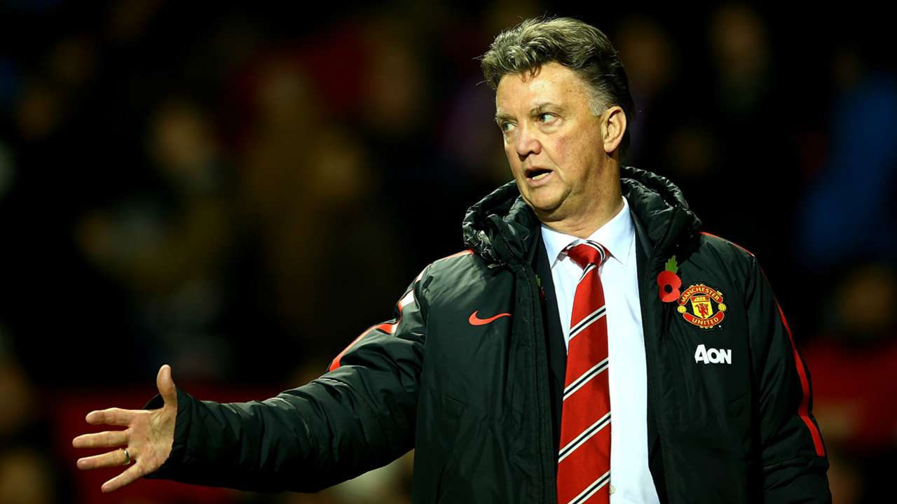 Louis van Gaal | Manchester United | Premier League | 081114