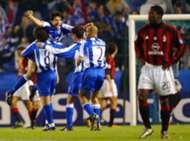 Deportivo - Milan (03-04)