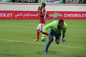 Hossam Ashour - Al Ahly - Young Africans