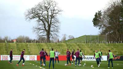 England training session 24032015
