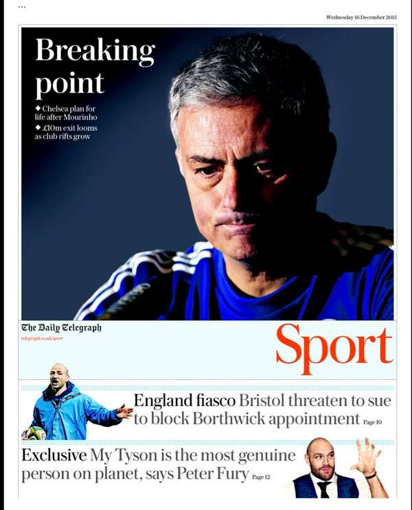 Daily Telegraph 16122015