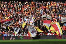 RC Lens supporters