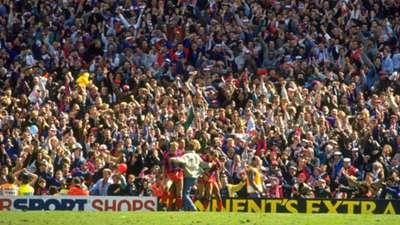 Crystal Palace 4-3 Liverpool (April 8, 1990)