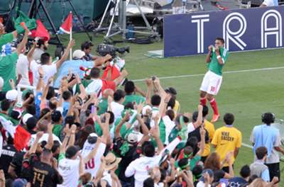 Marco Fabian, Mexico, Gold Cup