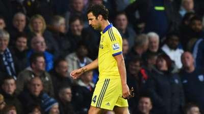 Cesc Fabregas West Brom Chelsea Premier League 18052015