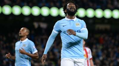 HD Wilfried Bony Manchester City