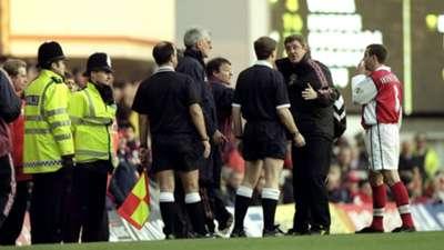 Arsenal v Sheffield United 1999