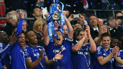 Capital One Cup final   Chelsea v Tottenham