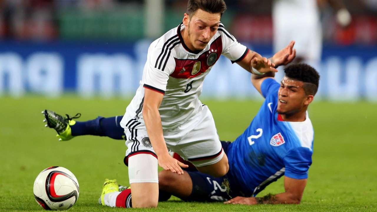 Germany 1-2 USA