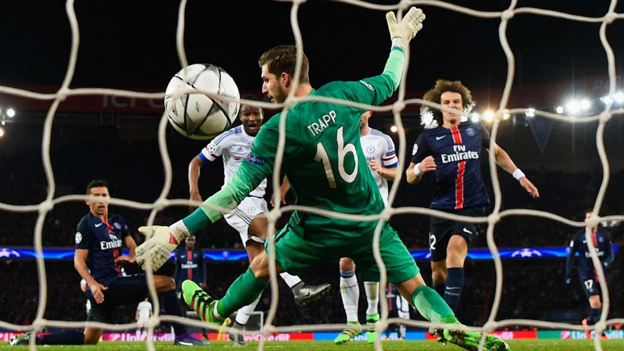 John Obi Mikel Champions League PSG v Chelsea 160216