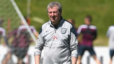 Roy Hodgson England Training 04062015