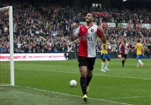 Graziano Pelle, Feyenoord - RKC Waalwijk, Eredivisie, 06042014