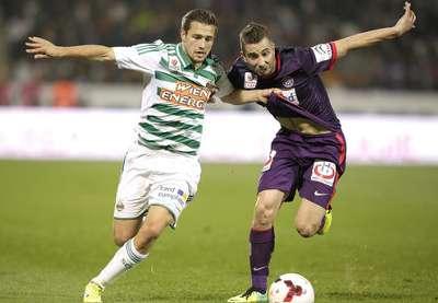 Rapid gegen Austria
