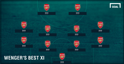Wenger's Best Arsenal XI