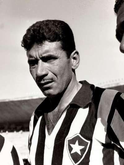 Nilton Santos Botafogo