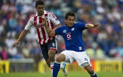 Cruz Azul vs Chivas, Patricio Araujo