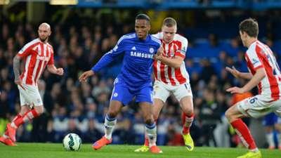Didier Drogba   Chelsea - Stoke