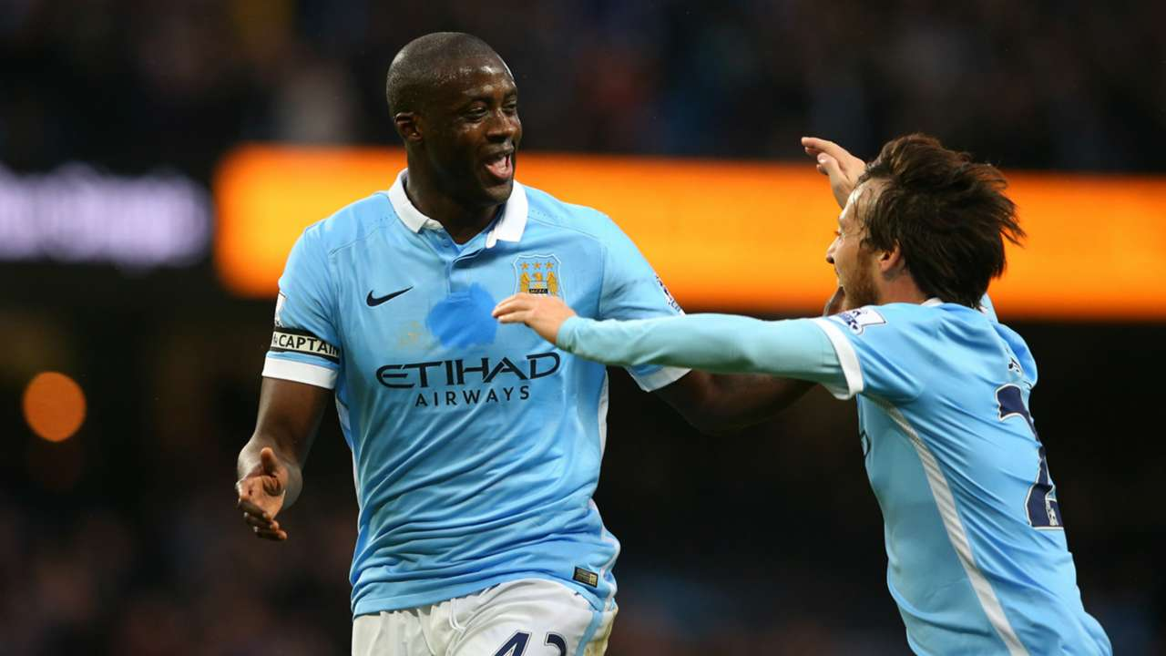 The best in the Premier League in December | Yaya Toure