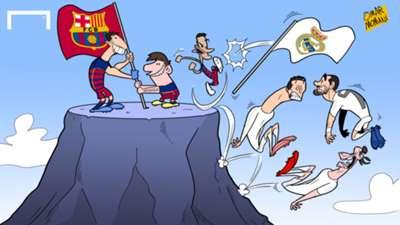 Cartoon of the Day: MSN vs BBC