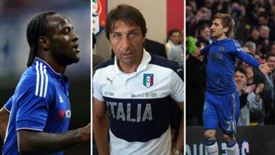 Conte, Moses and Marin
