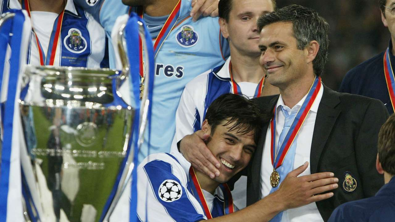 Jose Mourinho's Porto team of 2004 - where are they now?