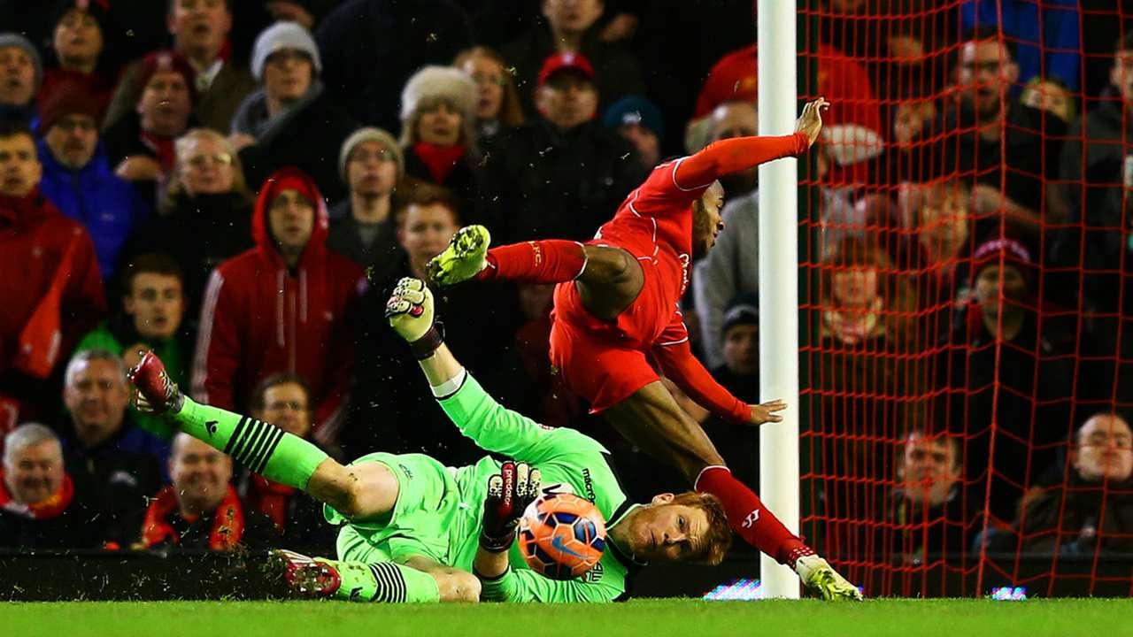 Adam Bogdan | Liverpool 0-0 Bolton