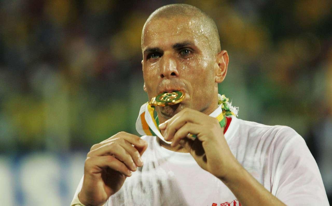 Wael Gomaa Al Ahly Egypt