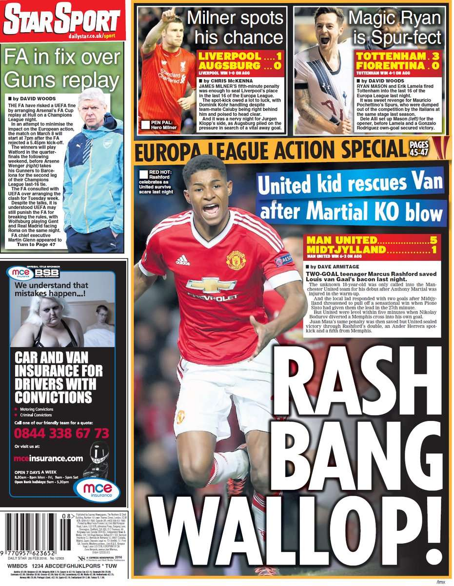 The Daily Star Feb 26