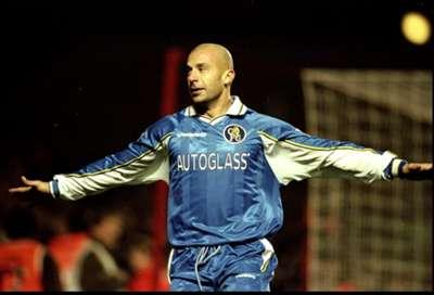 Chelsea v Arsenal 11 November 1998