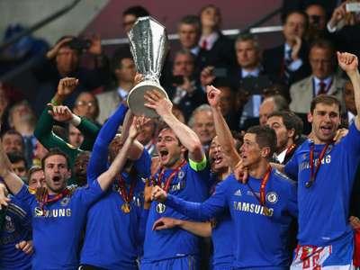 UEFA Europa League Final - Benfica v Chelsea, Frank Lampard