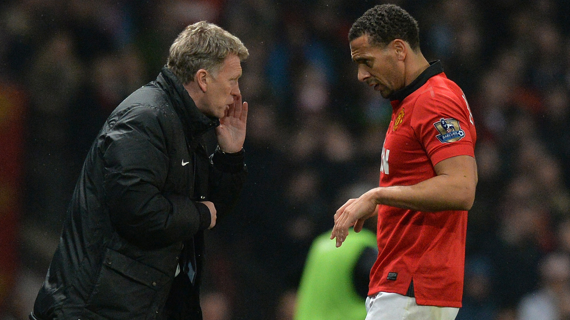 Ferdinand reveals 'heated discussions' with Moyes at Man Utd but says story of being made to watch Jagielka wasn't true