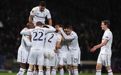 UEFA Europa League - Lyon v Tottenham Hotspur, Mousa Dembele